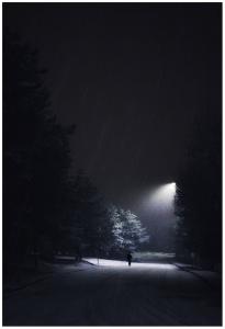 Karlı Bir Gece Vakti... Odtü/Ankara 2019