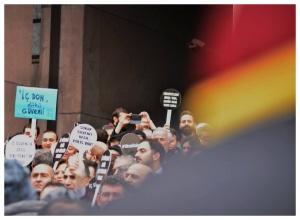 Yasalar ve Yasaklar... İç Güvenlik Yasa Tasarısı Yürüyüşü/Ankara 2015