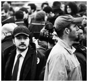 Erkeklik... Özgecan Aslan Yürüyüşü/Ankara 2015
